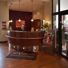 Отель Novum Hotel Hamburg Stadtzentrum Германия, Гамбург - 6 отзывов об отеле, цены и фото номеров - забронировать отель Novum Hotel Hamburg Stadtzentrum онлайн интерьер отеля