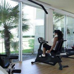 Отель Rodos Palladium Leisure & Wellness Греция, Парадиси - 1 отзыв об отеле, цены и фото номеров - забронировать отель Rodos Palladium Leisure & Wellness онлайн фитнесс-зал фото 3