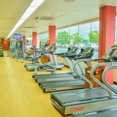 Отель The Kingsbury Шри-Ланка, Коломбо - 3 отзыва об отеле, цены и фото номеров - забронировать отель The Kingsbury онлайн фитнесс-зал
