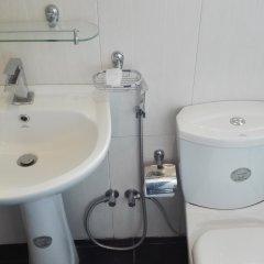 Отель dericks inn ванная
