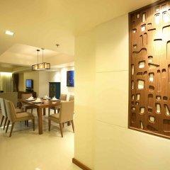 Отель Oakwood Residence Sukhumvit Thonglor Бангкок комната для гостей