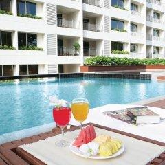 Отель Centre Point Sukhumvit Thong-Lo бассейн фото 3