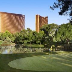 Отель Wynn Las Vegas спортивное сооружение