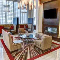 Cambria Hotel White Plains - Downtown интерьер отеля