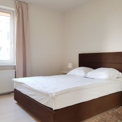Отель Platinum Apartments Польша, Варшава - 4 отзыва об отеле, цены и фото номеров - забронировать отель Platinum Apartments онлайн комната для гостей фото 2