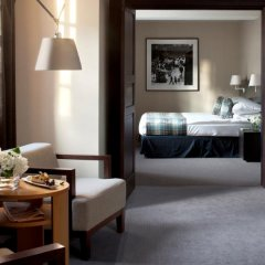 Отель Radisson Blu Edinburgh удобства в номере фото 2