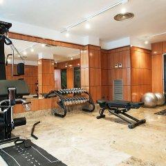 Отель Santemar Испания, Сантандер - 2 отзыва об отеле, цены и фото номеров - забронировать отель Santemar онлайн фитнесс-зал фото 3