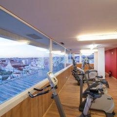 Globo Hotel фитнесс-зал