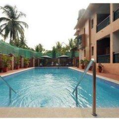 Отель Casa Severina Индия, Гоа - отзывы, цены и фото номеров - забронировать отель Casa Severina онлайн бассейн