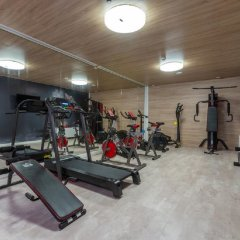 Hotel Las Arenas фитнесс-зал