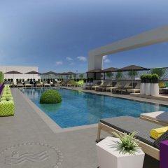 Апартаменты Studio M Arabian Plaza бассейн