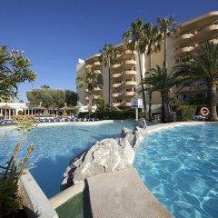 Отель Aparthotel Alcúdia Beach бассейн фото 3