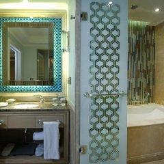Hilton Bursa Convention Center & Spa Турция, Бурса - отзывы, цены и фото номеров - забронировать отель Hilton Bursa Convention Center & Spa онлайн ванная фото 2