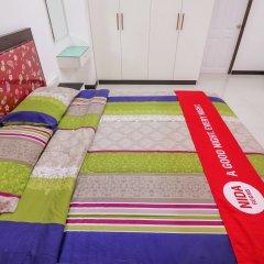 Отель Nida Rooms Sathorn 106 Subway Бангкок сейф в номере