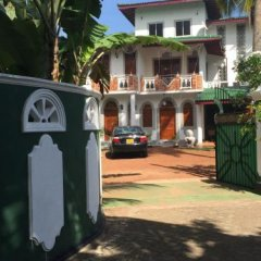 Отель Accoma Villa Шри-Ланка, Хиккадува - отзывы, цены и фото номеров - забронировать отель Accoma Villa онлайн парковка