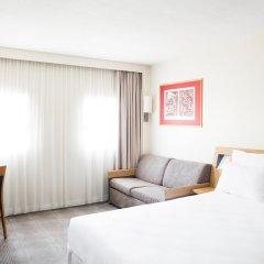 Отель Novotel Gent Centrum Бельгия, Гент - 3 отзыва об отеле, цены и фото номеров - забронировать отель Novotel Gent Centrum онлайн комната для гостей фото 5