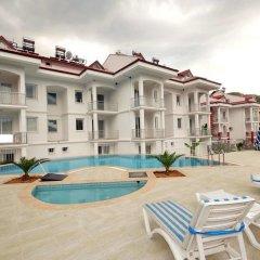 Infinity Olympia Apartments Турция, Олудениз - отзывы, цены и фото номеров - забронировать отель Infinity Olympia Apartments онлайн бассейн