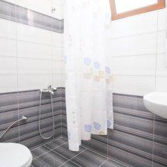 Отель Villa Abedini Албания, Ксамил - отзывы, цены и фото номеров - забронировать отель Villa Abedini онлайн ванная