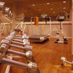 Отель Россо Рива Москва фитнесс-зал