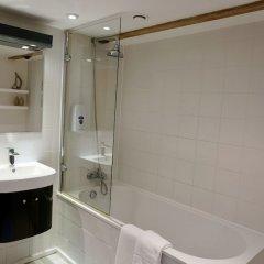 Отель Fox Apartments Великобритания, Лондон - 5 отзывов об отеле, цены и фото номеров - забронировать отель Fox Apartments онлайн ванная