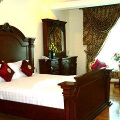Отель Sen Vang Dalat Hotel Вьетнам, Далат - отзывы, цены и фото номеров - забронировать отель Sen Vang Dalat Hotel онлайн комната для гостей фото 5