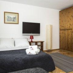 Отель Hosapartments City Center Польша, Варшава - 2 отзыва об отеле, цены и фото номеров - забронировать отель Hosapartments City Center онлайн комната для гостей фото 28