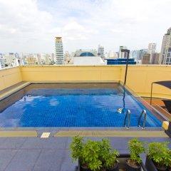 S31 Sukhumvit Hotel бассейн