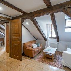 Апартаменты Apartments Rybna 2 Прага комната для гостей фото 2
