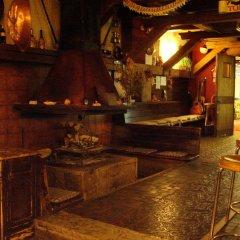 Отель Albergo Malga Ciapela Рокка Пьеторе гостиничный бар