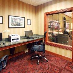 Отель Holiday Inn Express Hotel & Suites Columbus Univ Area - Osu США, Колумбус - отзывы, цены и фото номеров - забронировать отель Holiday Inn Express Hotel & Suites Columbus Univ Area - Osu онлайн интерьер отеля фото 3