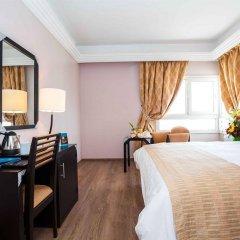 Отель Atlas Almohades Casablanca City Center Марокко, Касабланка - 2 отзыва об отеле, цены и фото номеров - забронировать отель Atlas Almohades Casablanca City Center онлайн комната для гостей фото 3