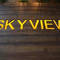 Отель Sky View Luxury Apartments Черногория, Будва - отзывы, цены и фото номеров - забронировать отель Sky View Luxury Apartments онлайн сауна