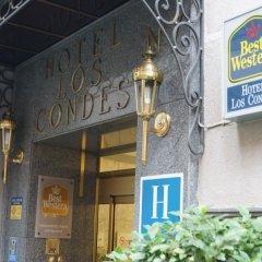 Best Western Hotel Los Condes городской автобус