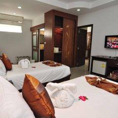 Отель Hyton Leelavadee Phuket Таиланд, Пхукет - 2 отзыва об отеле, цены и фото номеров - забронировать отель Hyton Leelavadee Phuket онлайн комната для гостей фото 3