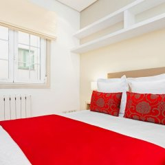 Отель El Viso Smart Испания, Мадрид - отзывы, цены и фото номеров - забронировать отель El Viso Smart онлайн комната для гостей фото 4