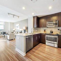 Отель Gallery Bethesda Apartments США, Бетесда - отзывы, цены и фото номеров - забронировать отель Gallery Bethesda Apartments онлайн фото 12