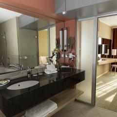 Отель Ensana Thermal Aqua Венгрия, Хевиз - 9 отзывов об отеле, цены и фото номеров - забронировать отель Ensana Thermal Aqua онлайн ванная фото 2
