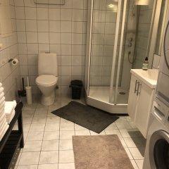 Апартаменты Kvadraturen Apartments Family Кристиансанд ванная