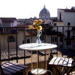 Отель Florence Dance балкон фото 2