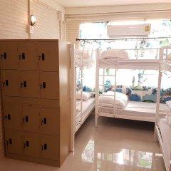 Mana Hostel Бангкок интерьер отеля