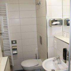 Отель Prime 20 Serviced Apartments Германия, Франкфурт-на-Майне - отзывы, цены и фото номеров - забронировать отель Prime 20 Serviced Apartments онлайн ванная
