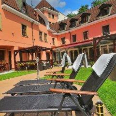 Отель Hoffmeister&Spa Прага