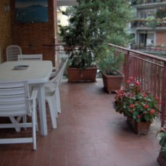 Апартаменты Fleming Luxury Apartment in Rome балкон