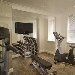 Отель Citadines South Kensington London Великобритания, Лондон - отзывы, цены и фото номеров - забронировать отель Citadines South Kensington London онлайн фитнесс-зал фото 2