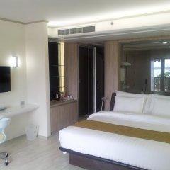 The Pattaya Discovery Beach Hotel Pattaya комната для гостей фото 2