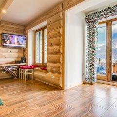 Отель Sowa Косцелиско комната для гостей