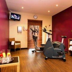 Отель NH Wien City Австрия, Вена - 7 отзывов об отеле, цены и фото номеров - забронировать отель NH Wien City онлайн фитнесс-зал фото 3