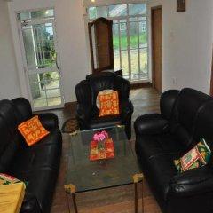 Отель Moonplains Hemaya Bungalow комната для гостей фото 3
