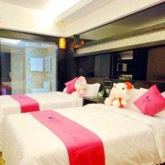 Отель Boyiting Hotel (Xi'an Bell Tower airport bus) Китай, Сиань - отзывы, цены и фото номеров - забронировать отель Boyiting Hotel (Xi'an Bell Tower airport bus) онлайн комната для гостей