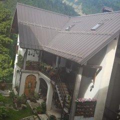 Отель Alla Fonte Кьюзафорте приотельная территория